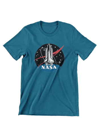 Virgin Teez T-SHIRT Nasa Dicover 1 T-Shirt
