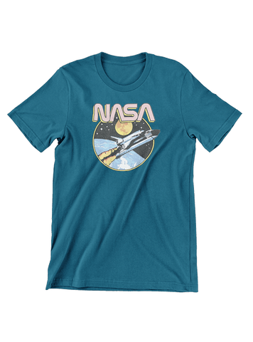 Virgin Teez T-SHIRT Nasa Dicover 13 T-Shirt