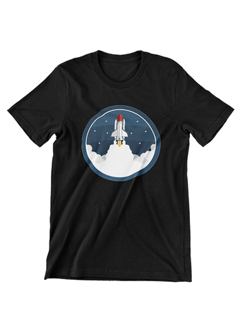 Virgin Teez T-SHIRT Nasa Dicover 4 T-Shirt