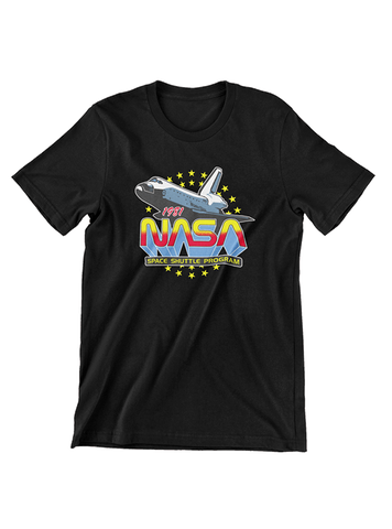 Virgin Teez T-SHIRT Nasa Dicover 7 T-Shirt