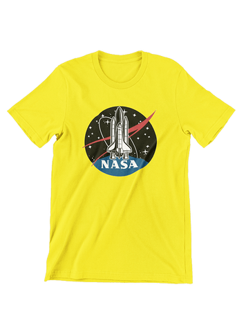Virgin Teez T-SHIRT Nasa Pattern 1 T-Shirt