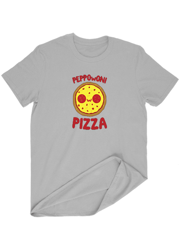 Virgin Teez T-SHIRT Peppowoni Pizza T-SHIRT