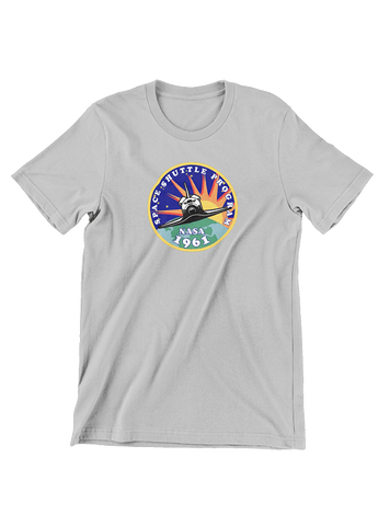 Virgin Teez T-SHIRT Shuttle Sunset T-Shirt