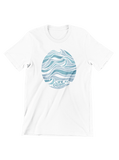 VIRGIN TEEZ T-SHIRT The wave of happiness T-Shirt