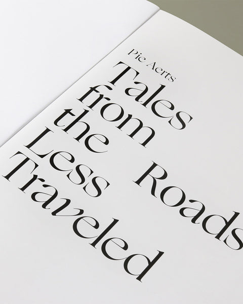 Tales from the Roads Less Traveled + 20x30cm fine-art print