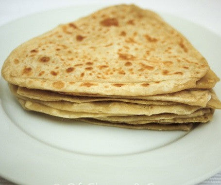 Vacuum Packed Paratha (2 x Pack of 7)
