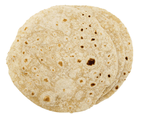 Vacuum Packed Roti (2 x Pack of 7)