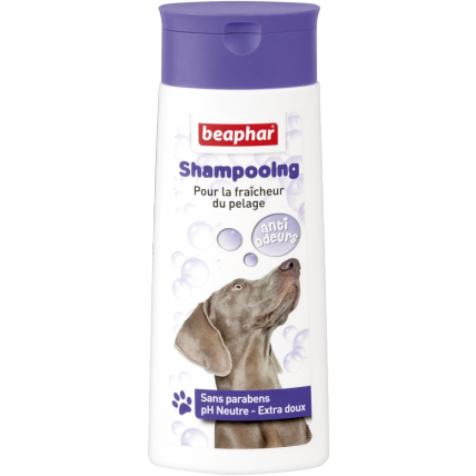 <b>15% OFF:</b> Beaphar Bubble Odour Neutralizer Dog Shampoo