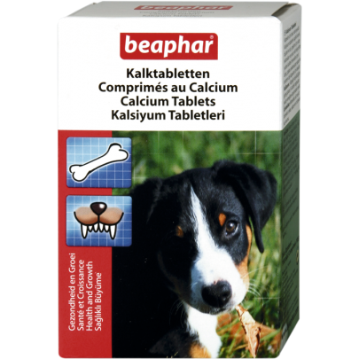 <b>10% OFF:</b> Beaphar Calcium Tablets