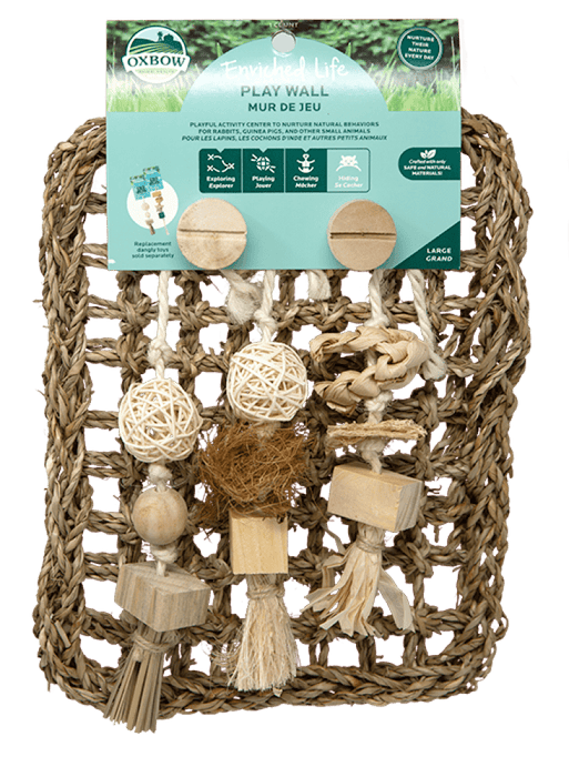 <b>20% OFF:</b> Oxbow Enriched Life Natural Chews Play Wall