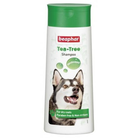 <b>15% OFF:</b> Beaphar Bubble Tea Tree Oil Dog Shampoo