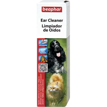 <b>10% OFF:</b> Beaphar Ear Cleaner For Dogs & Cats