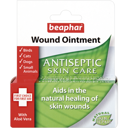 <b>15% OFF:</b> Beaphar Wound Ointment For Dog