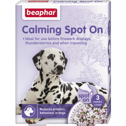 <b>15% OFF:</b> Beaphar Calming Spot On For Dogs