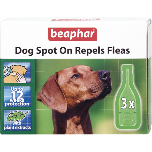 <b>15% OFF:</b> Beaphar Flea & Tick Bio Spot-On For Dogs