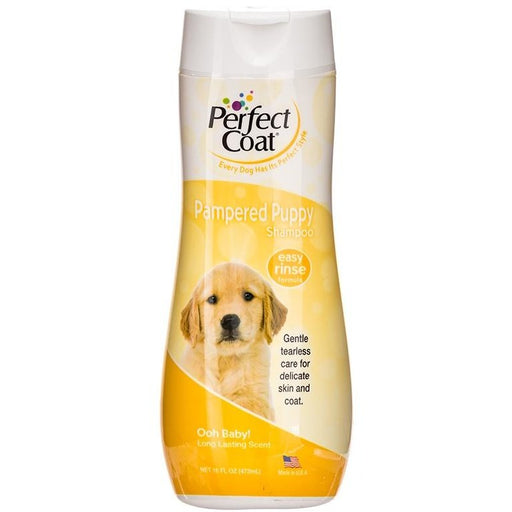 8 In 1 Perfect Coat Tender Care Puppy Shampoo