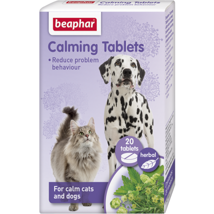 <b>10% OFF:</b> Beaphar Calming Tablets For Cats & Dogs