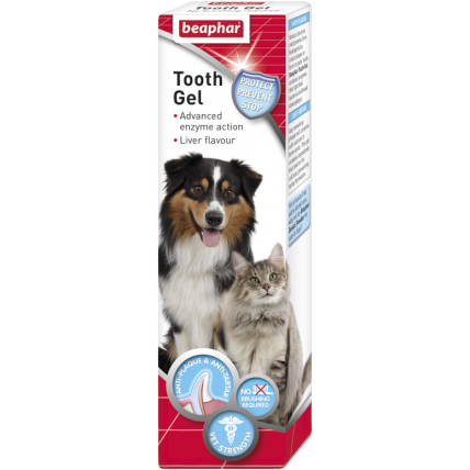 <b>10% OFF:</b> Beaphar Tooth Gel For Dogs & Cats