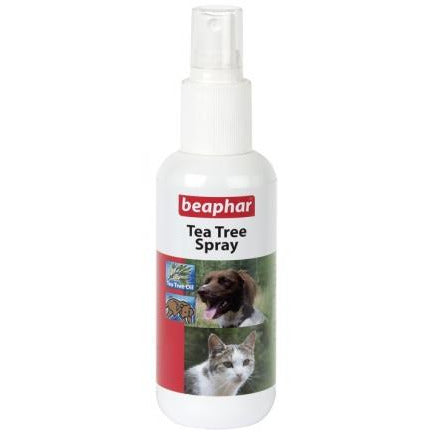 <b>10% OFF:</b> Beaphar Tea Tree Spray For Dogs