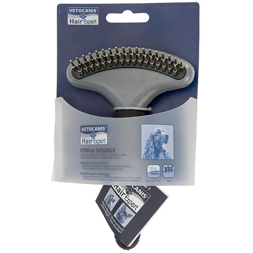 Vetocanis Double (18 Teeths) Curry Comb