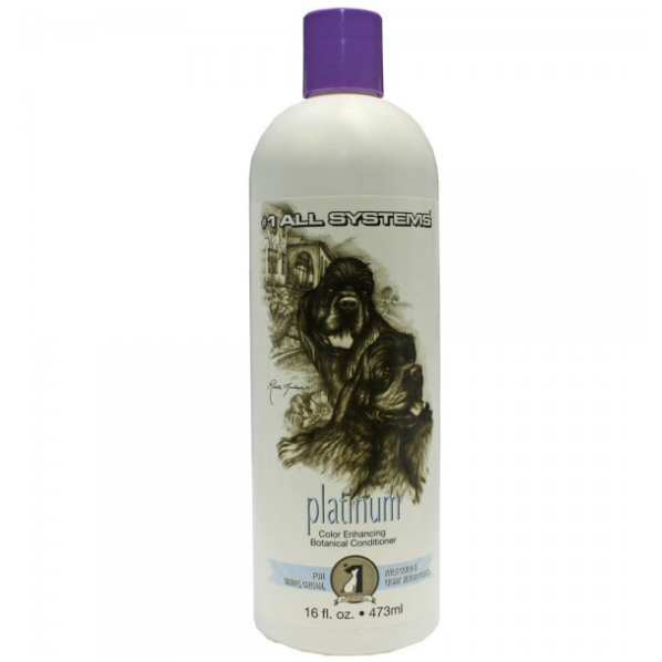 #1 All Systems Color Enhancing (Platinum) Botanical Conditioner