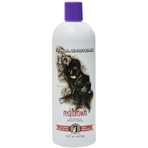#1 All Systems Color Enhancing (Red/Brown) Botanical Conditioner