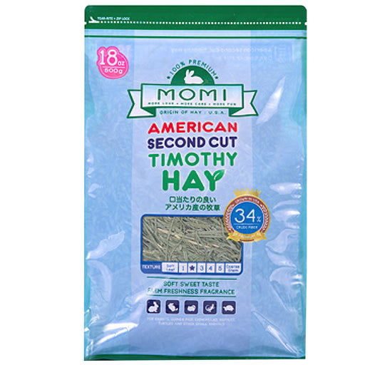 <b>10% OFF:</b> Momi 2nd Cut Timothy Hay