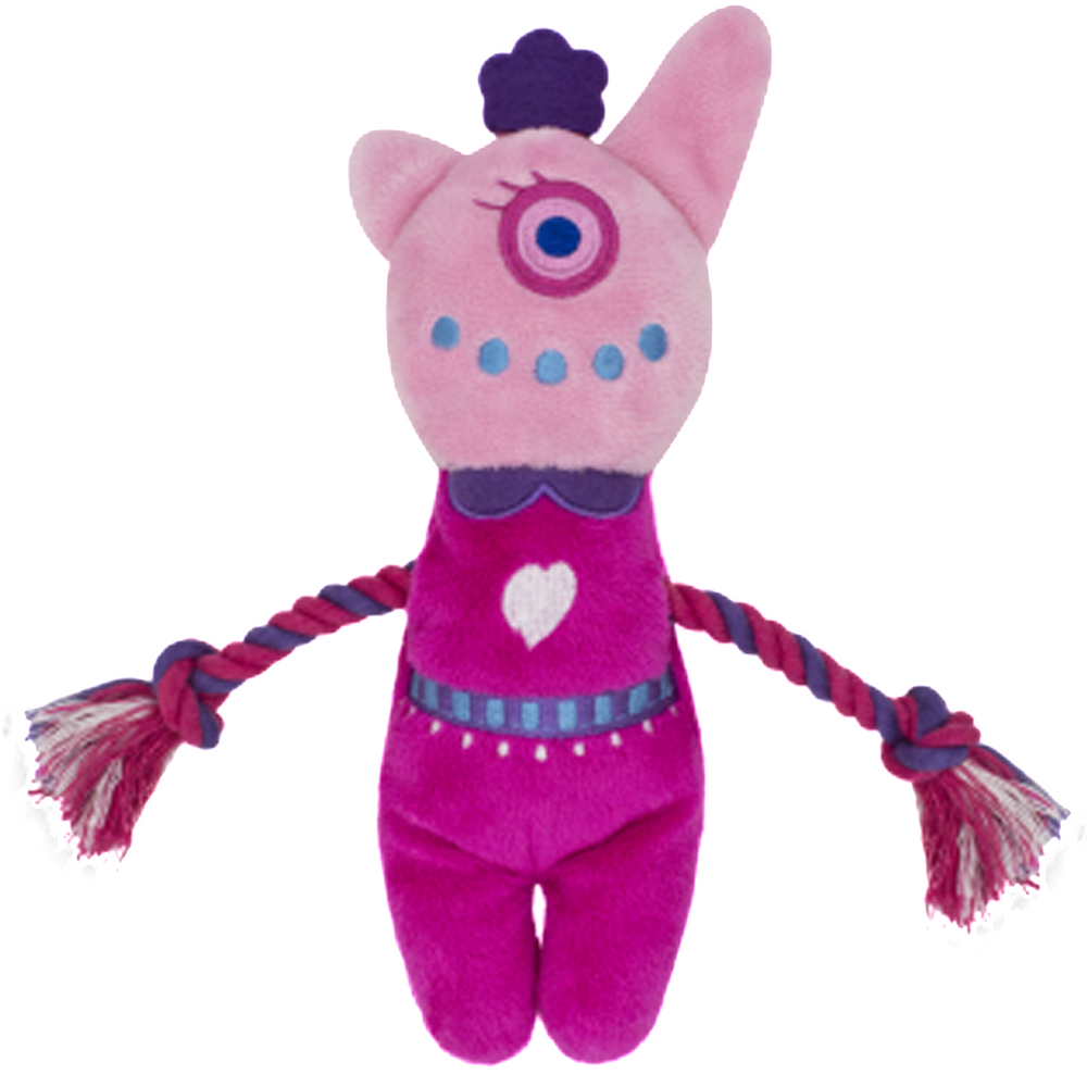 Lovelly Creations Planet Series - Alien Mother Dog Toy