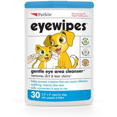 Petkin Eye Wipes