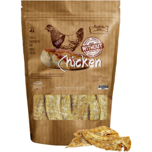 Absolute Bites Air Dried Chicken Breast Treats