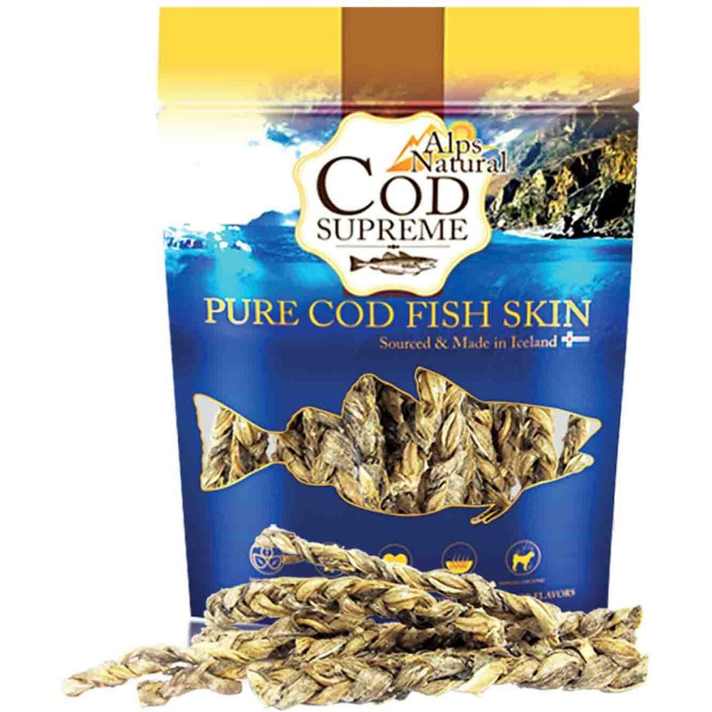 BUY 1 FREE 1: Alps Natural Cod Supreme Codfish Braids