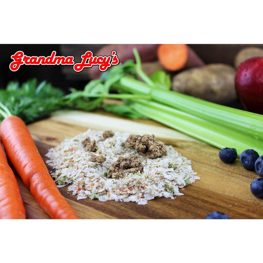 <b>10% OFF:</b> Grandma Lucy's Artisan Freeze Dried Pork Dog Food