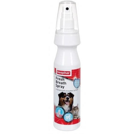 <b>10% OFF:</b> Beaphar Fresh Breath Spray For Dogs & Cats