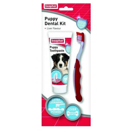 <b>10% OFF:</b> Beaphar Puppy Dental Kit