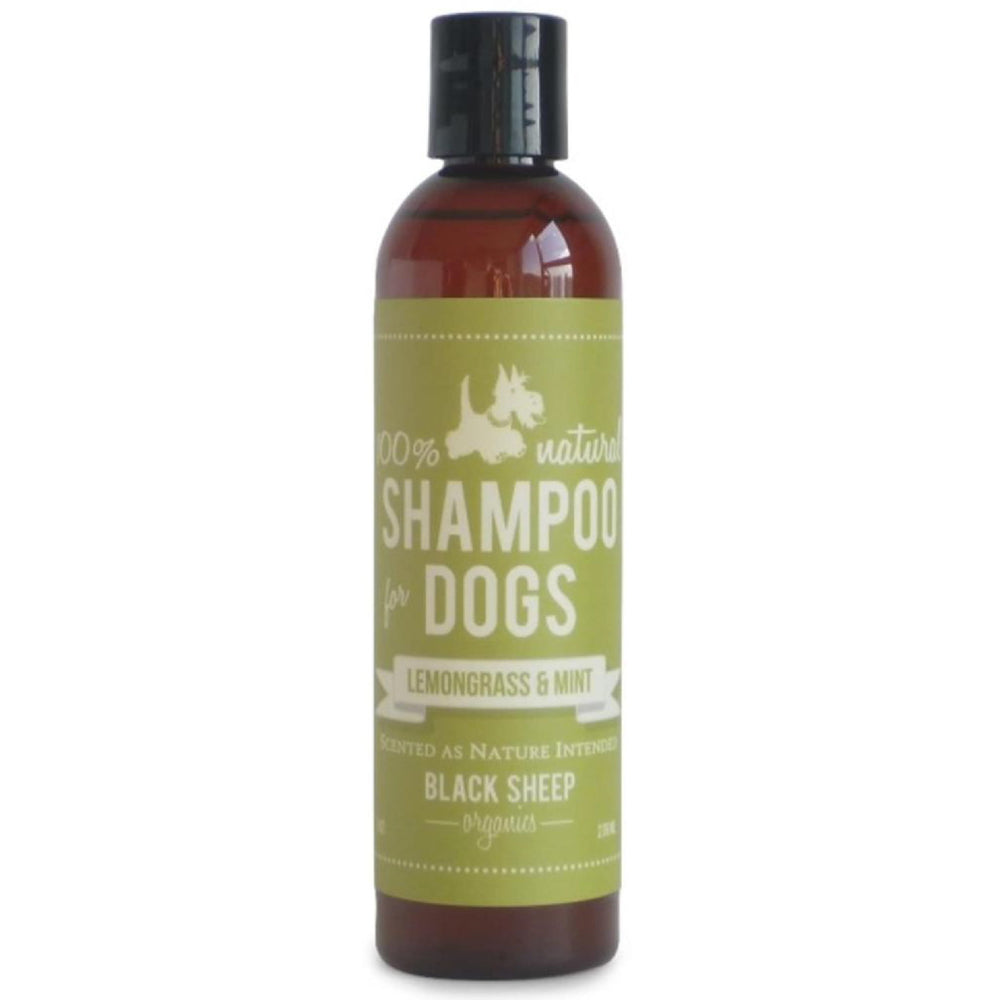 <b>5% OFF:</b> Black Sheep Organics Lemongrass & Mint Shampoo For Dogs