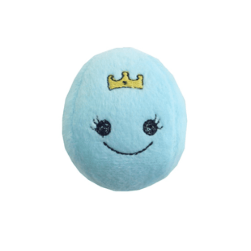 <b>15% OFF:</b> Petz Route Blue Egg Dog Toy