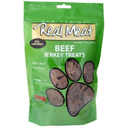 <b>5% OFF:</b> Real Meat Grain Free Beef Jerky For Dogs