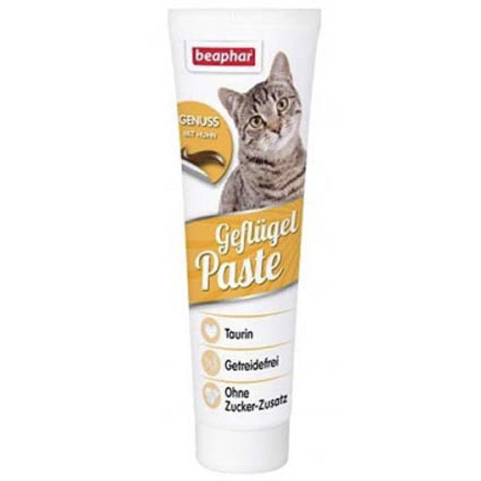 <b>10% OFF:</b> Beaphar Chicken Paste For Cats