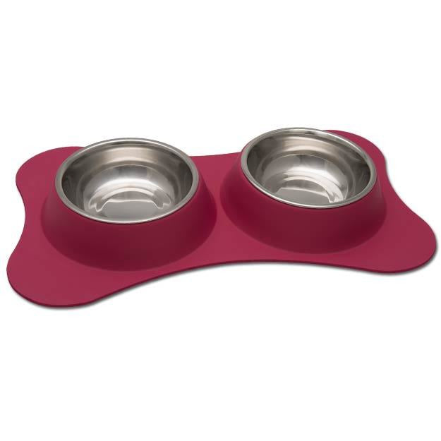 Loving Pets Pomegranate Dolce Flex Diners