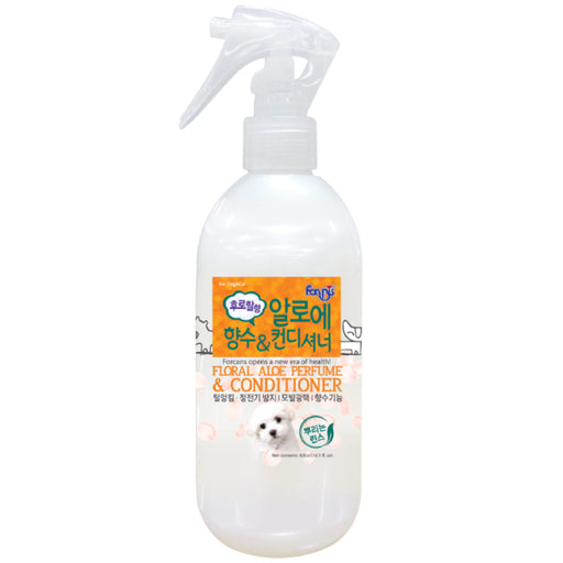 <b>10% OFF:</b> Forbis Floral Aloe Perfume & Conditioner For Dogs & Cats