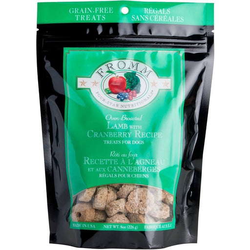 <b>10% OFF:</b> Fromm Grain Free Oven Baked Lamb & Cranberry Biscuits