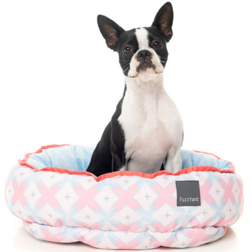 <b>15% OFF:</b> FuzzYard Saatchi Reversible Pet Bed