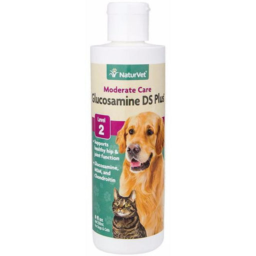 <b>20% OFF:</b> NaturVet Glucosamine DS With MSM & Chondroitin Liquid