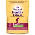 20% OFF: Wellness Healthy Balance Small Breed Adult Chicken Meal, Pork Meal & Brown Rice Recipe Dog Food