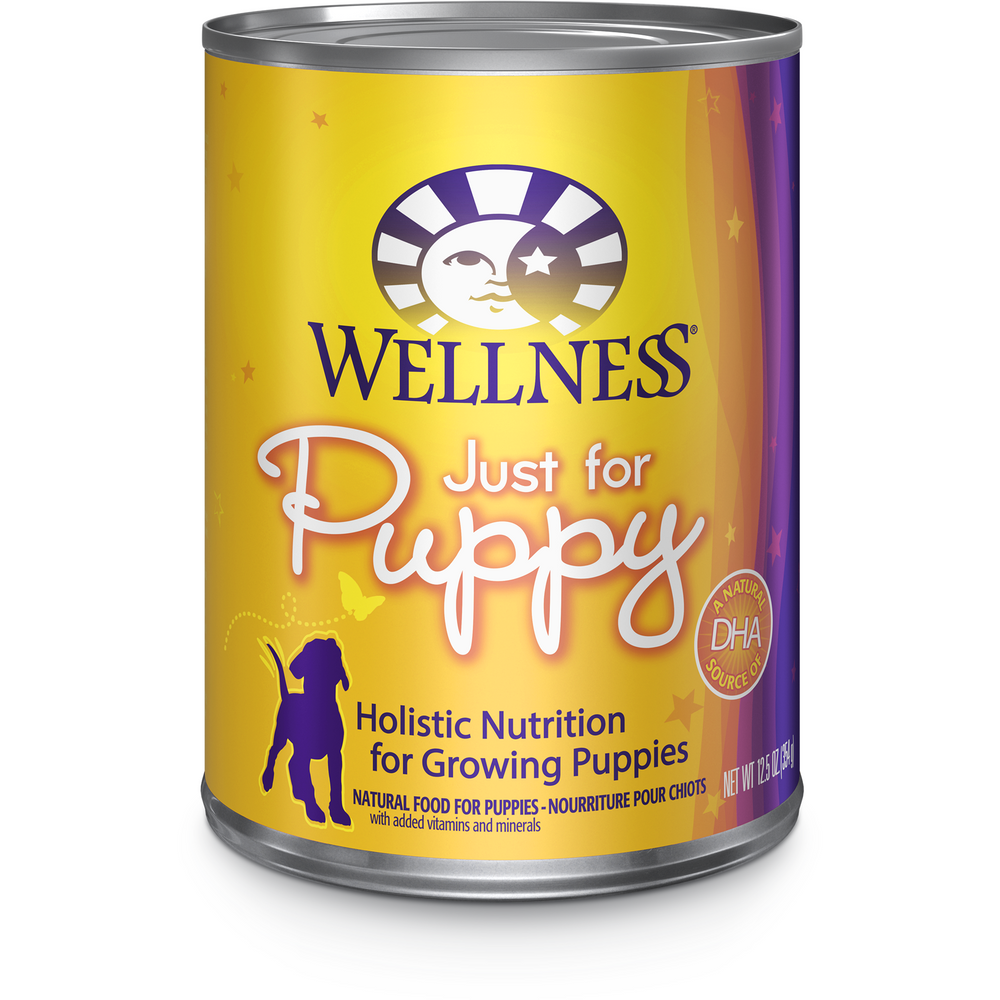 <b>20% OFF:</b> Wellness Complete Health Just For Puppy Wet Dog Food