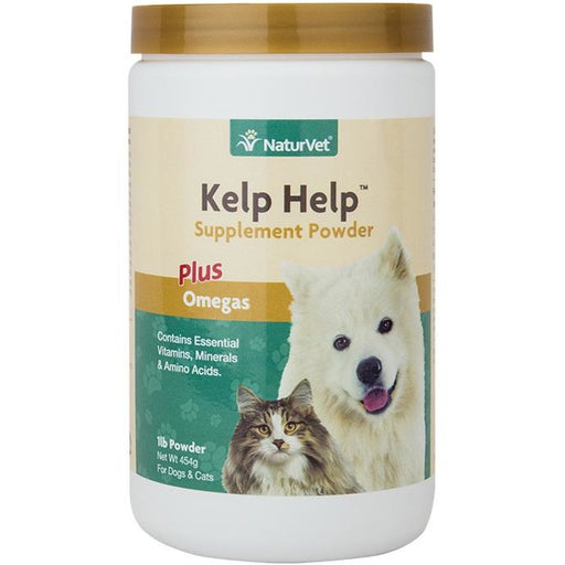 <b>20% OFF:</b> NaturVet Kelp Help Powder Plus Omegas