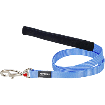 Red Dingo Classic Medium Blue Fixed Dog Lead