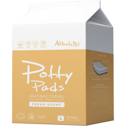 <b>15% OFF:</b> Altimate Pet Large Potty Pads (50pcs)