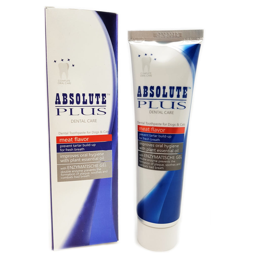 Absolute Plus Meat Dental Toothpaste