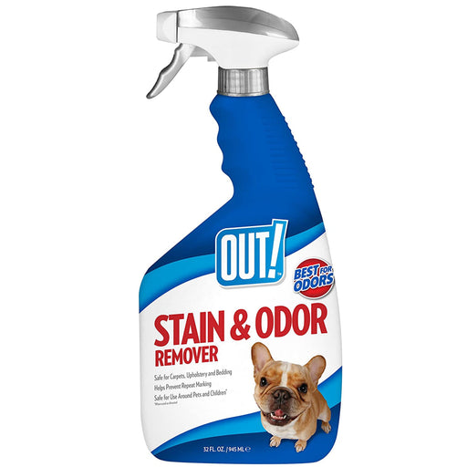 <b>10% OFF:</b> OUT! PetCare Stain & Odour Remover Spray